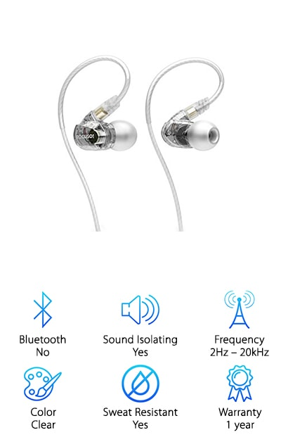 ROCUSO In-Ear Monitor