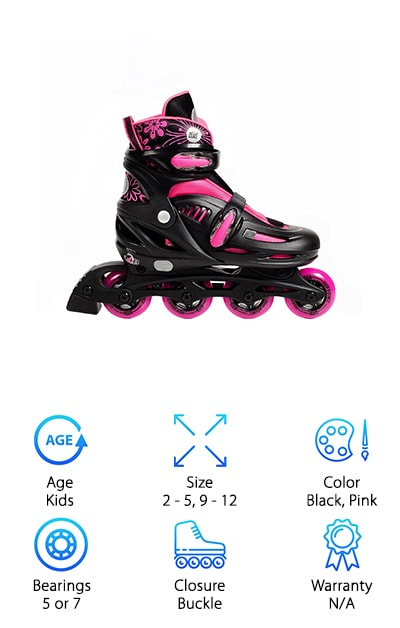High Bounce Adjustable Skates