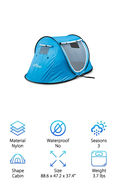 Abco Tech Pop Up Tent