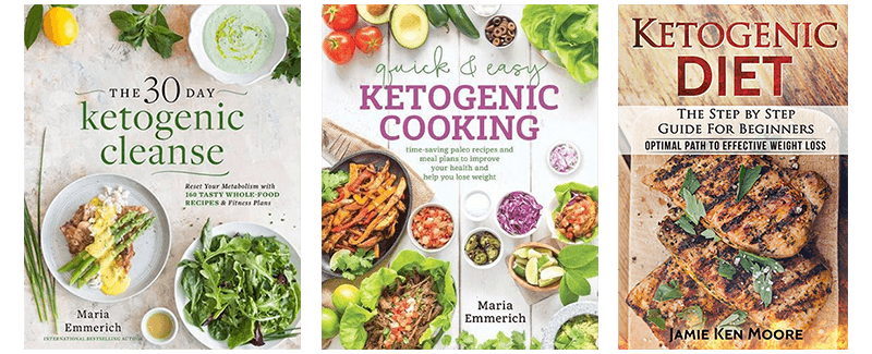 Best Ketogenic Diet Books