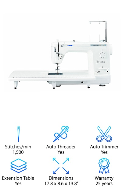 JUKI TL-2000Qi Quilting Machine