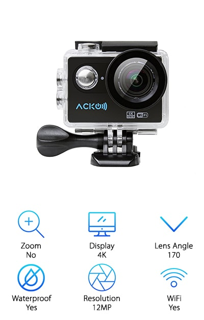 Acko Sports Camcorder
