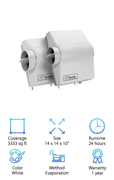 Skuttle 2000 Humidifier