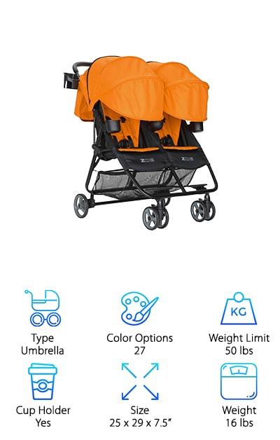 Best Side by Side Double Strollers