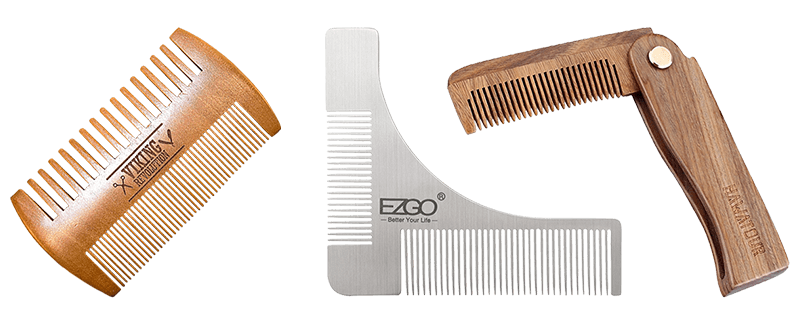 10 Best Beard Combs 2019 [Buying Guide] – Geekwrapped