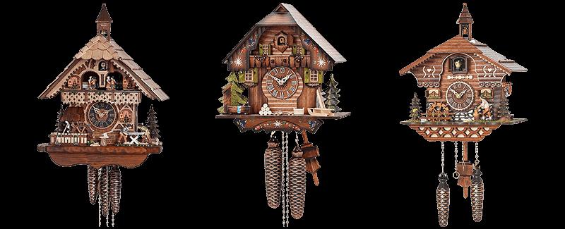Best Black Forest Cuckoo Clocks