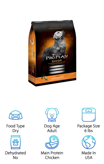 Purina Pro Plan Shredded Blend