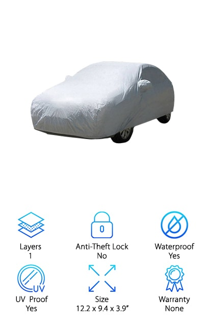 AUDI Car Cover