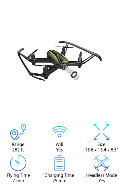 DROCON U31W Kids Drone