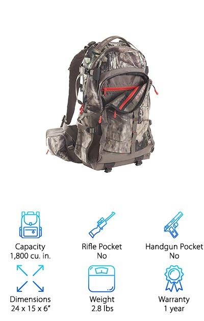 Allen Company Pagosa Daypack