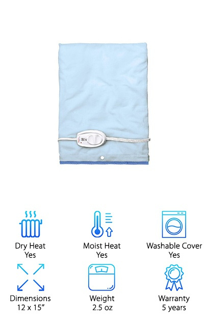 Sunbeam Ultra Heating Pad