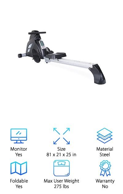 Velocity Exercise Rower