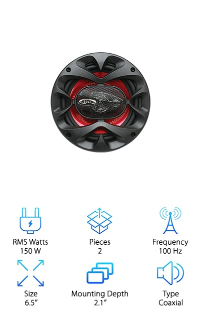 BOSS Audio Car Speakers