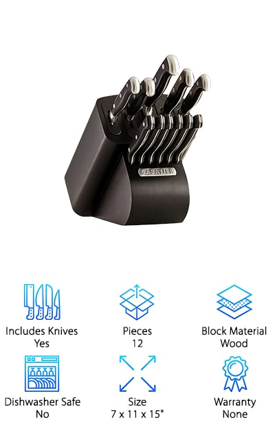 Sabatier Pro Knife Block Set