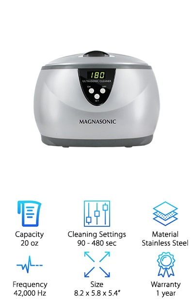 Magnasonic Ultrasonic Cleaner