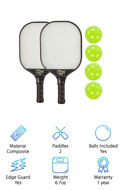 Pickleball Central Rally Tyro