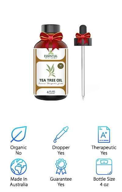Essential Oil Labs Tea Tree