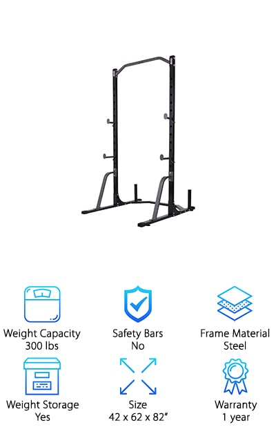 Body Champ PBC530 Power Rack