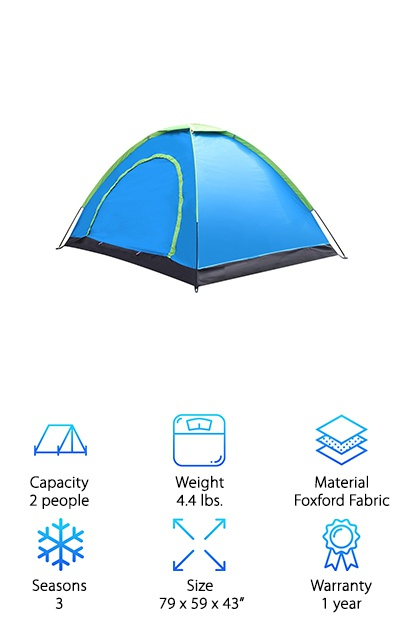 Techcell Camping Tent