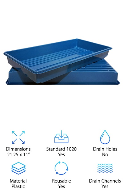 Thunder Acres 1020 Growing Tray