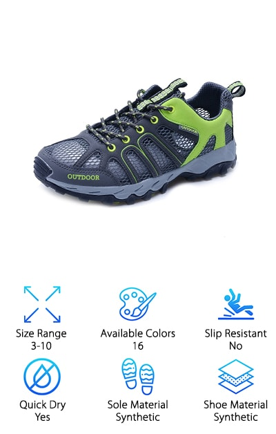 Jeater Hiking Shoe