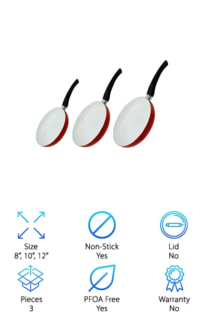 Imperial Home Frying Pan