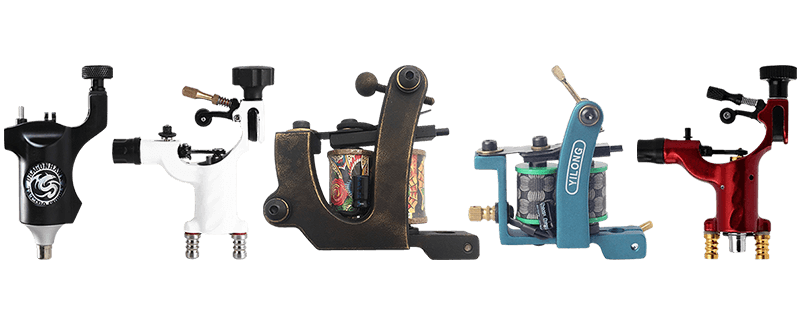 10 Best Professional Tattoo Guns 2019 [Buying Guide] – Geekwrapped