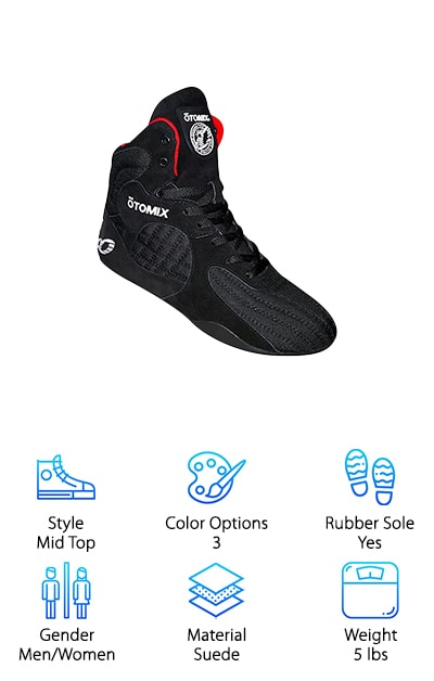 Otomix Stingray Boxing Shoe