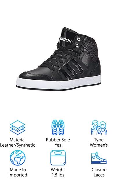 Adidas NEO Women's Basketball Sneaker