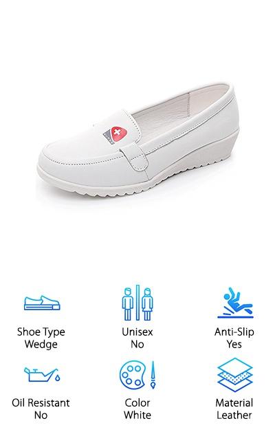 Shenn Women's Nurse Shoes