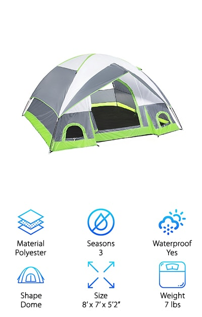 Best Choice Products Tent