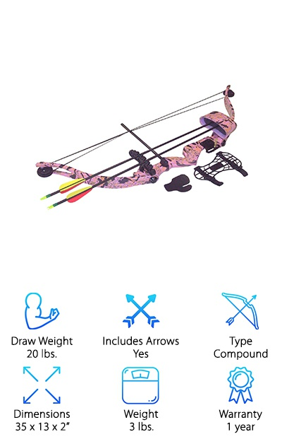 SA Sports Youth Majestic Bow