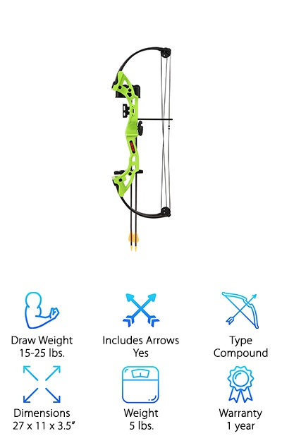 10 Best Youth Compound Bow 2019 [Buying Guide] – Geekwrapped