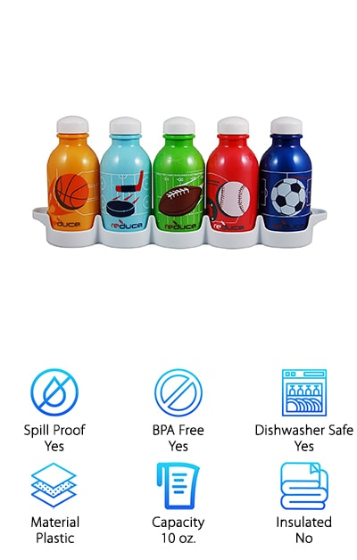 Reduce WaterWeek Bottle Set