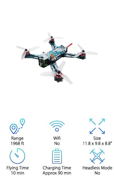 ARRIS C250 V2 Racing Drone