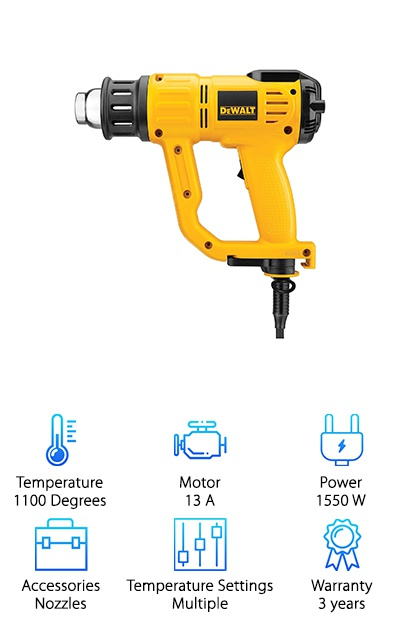 DEWALT D26960 Heat Gun