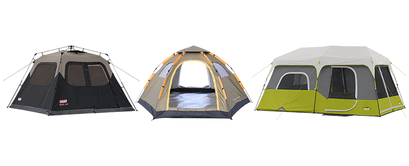 Best Instant Tents