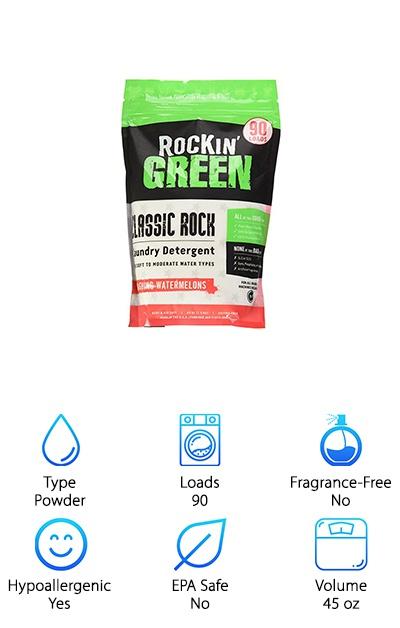 Rockin' Green Natural Detergent