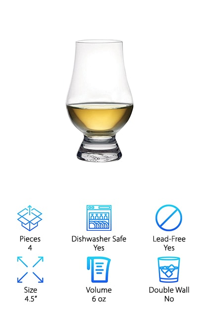 Glencairn Whisky Glasses