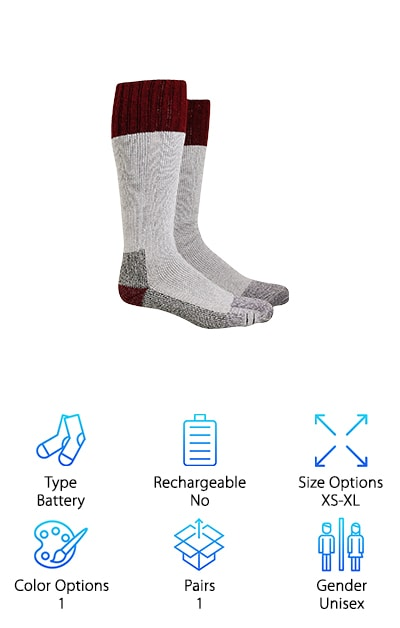 Lectra Sox Heated Socks
