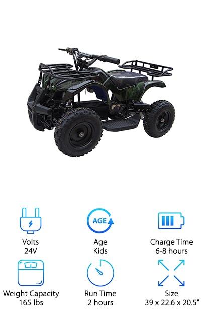Yukon Trail MS-EALASN ATV