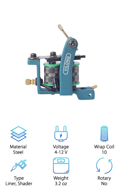 Yilong Coil Tattoo Machine
