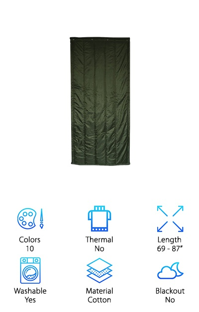 Cotton Soundproof Curtain