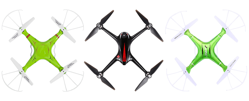 Best Drones with Long Battery Life