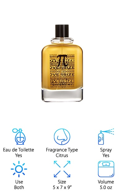 This incredible fragrance is fruity and floral, for a man who wants to smell fresh every time he walks out the door. This fragrance is classic and refined, a great choice for anyone looking for something that will never disappoint. It creates a scent that almost sparkles, bubbly and fruity. It blends fresh and light citrus with a strong woody aroma, creating the image of someone who has just come from a day in the forest gathering fruit. It has a low note of vanilla that gives it a little bit of sweetness. It stays on for a long time, making this a great scent to wear all day, and all night if need be. This cologne is a perfect scent for people who want something classic, refined and woody without being overly masculine. The fresh pop of citrus gives is a great scent for any user. It lasts all day, leaving you smelling just as fresh when you come home as you did when you left.
