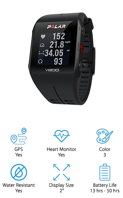 Polar V800 Sports Watch