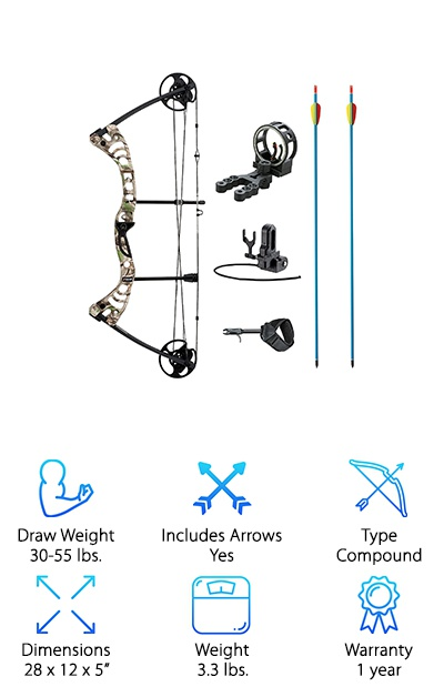 Leader Compound Bow