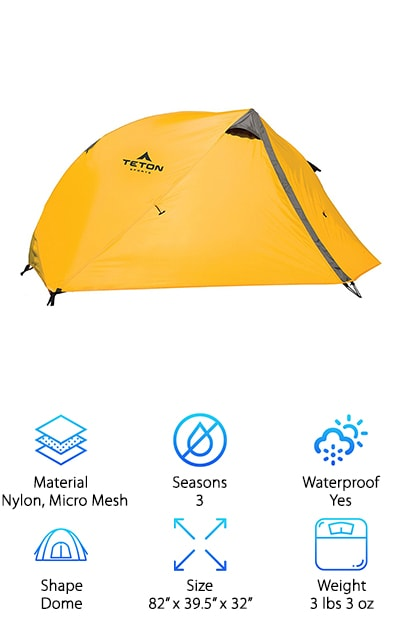 TETON Sports Ultra Tent