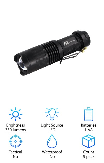 AR- 100 Mini LED Torch