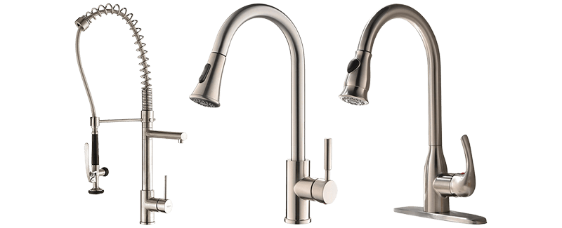 Best Pull Down Kitchen Faucets Review Top 10 Picks